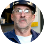 Alan Limbach, Stamping Department Team Member, Futaba Indiana of America