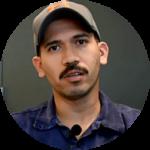 Oscar Ruano, Production Department Team Member, Futaba Indiana of America