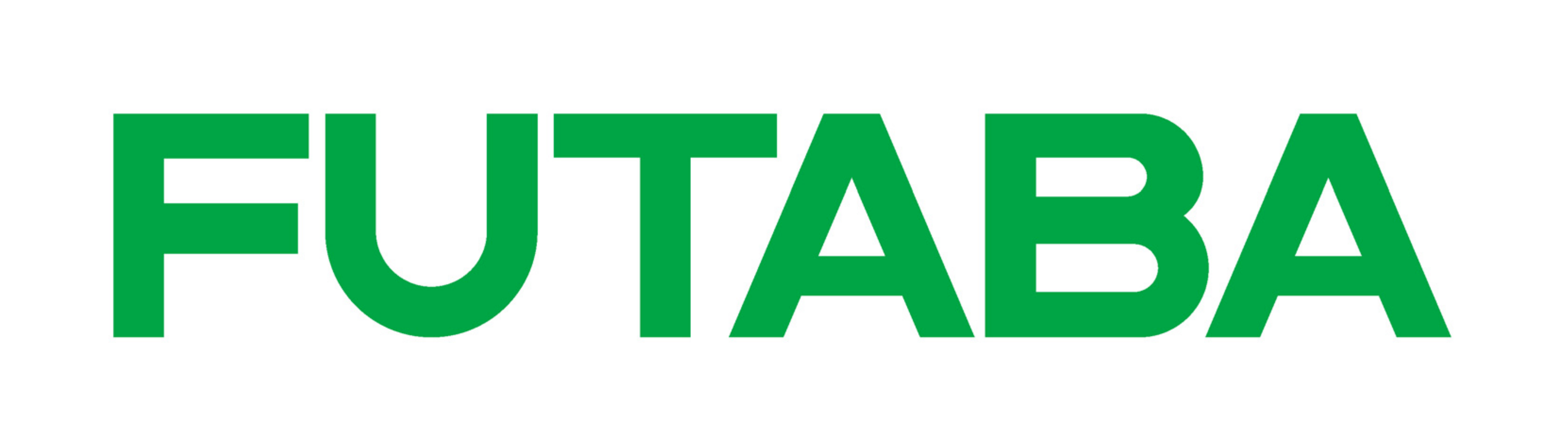 FUTABA Block Logo